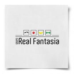 Design Gráfico Identidade Visual Real Fantasia