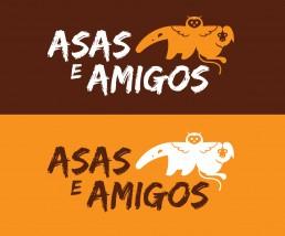 Design Gráfico Logo - Asas e Amigos