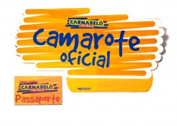 Design Gráfico Passaporte Carnabelo