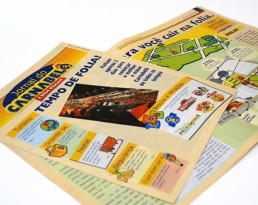 Design Gráfico Jornal Carnabelo