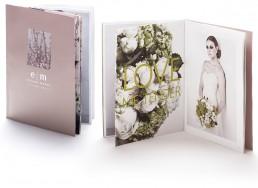 Design Gráfico Catálogo Eliane Matos