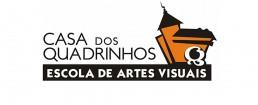 Design Gráfico Logo Casa dos Quadrinhos