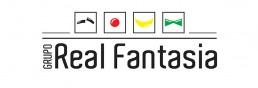 Design Gráfico Logo Real Fantasia