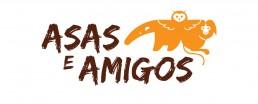 Design Gráfico Logo Asas e Amigos